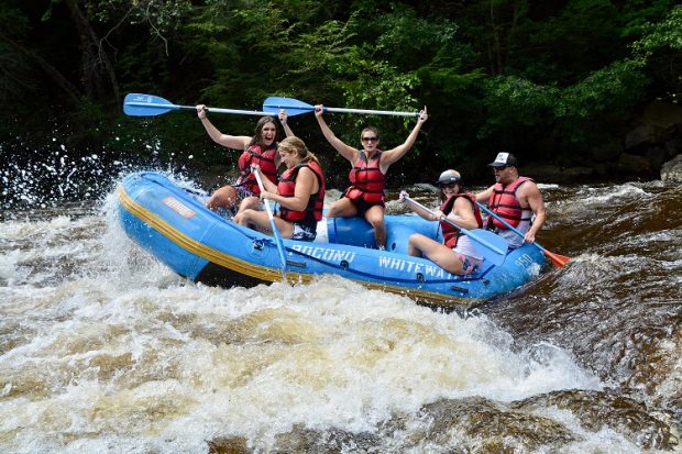 Pocono Whitewater Rafters